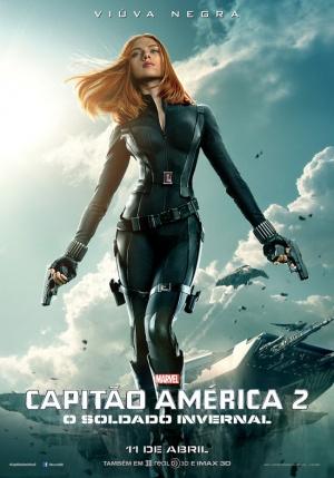 Captain America: The Winter Soldier 650x929