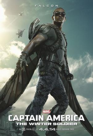 Captain America: The Winter Soldier 3429x5000