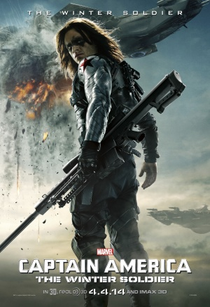 Captain America: The Winter Soldier 3429x5000