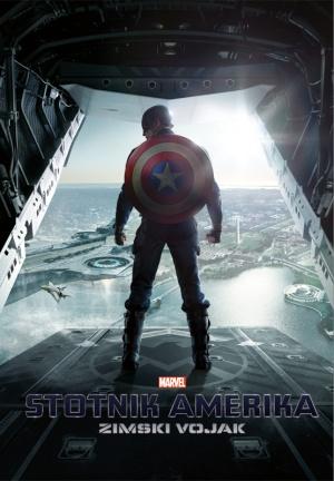 Captain America: The Winter Soldier 555x800