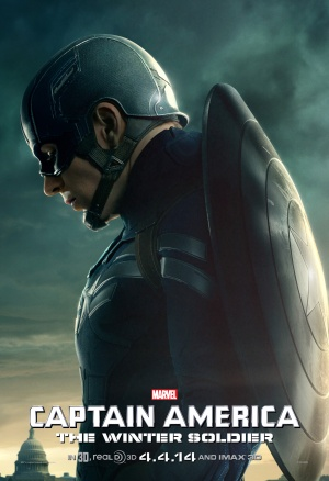 Captain America: The Winter Soldier 1714x2500
