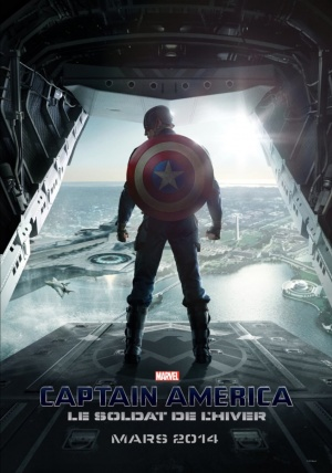 Captain America: The Winter Soldier 1434x2048