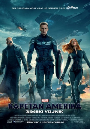 Captain America: The Winter Soldier 668x960