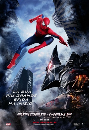 The Amazing Spider-Man 2 1417x2054