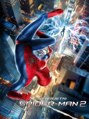 The Amazing Spider-Man 2 600x800