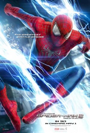 The Amazing Spider-Man 2 2400x3543