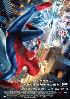 The Amazing Spider-Man 2 1955x2772