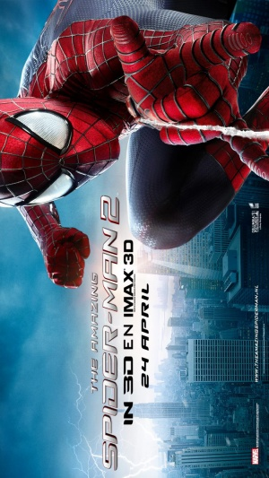 The Amazing Spider-Man 2 675x1200