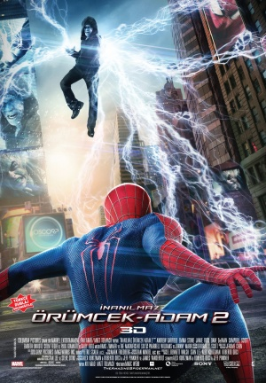 The Amazing Spider-Man 2 1388x2000
