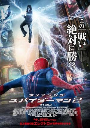 The Amazing Spider-Man 2 1043x1485