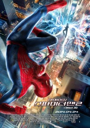 The Amazing Spider-Man 2 2000x2850