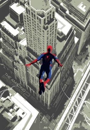 The Amazing Spider-Man 2 3115x4500