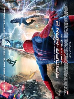 The Amazing Spider-Man 2 1772x2362