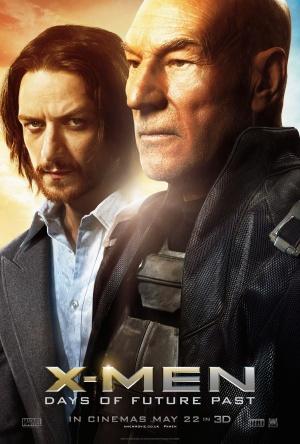 X-Men: Days of Future Past 3375x5000