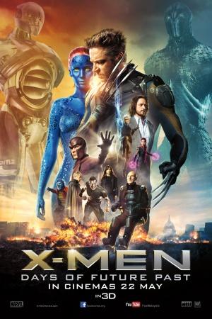 X-Men: Days of Future Past 1000x1500