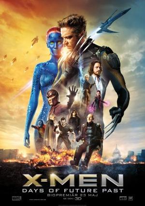 X-Men: Days of Future Past 1448x2048
