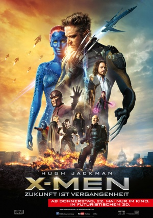 X-Men: Days of Future Past 1974x2800