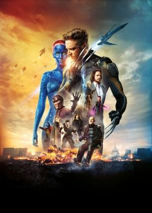 X-Men: Days of Future Past 3558x5000