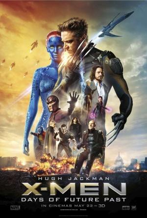 X-Men: Days of Future Past 1589x2360