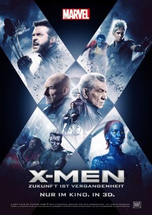 X-Men: Days of Future Past 586x828
