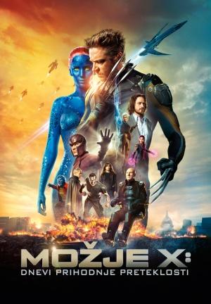X-Men: Days of Future Past 555x800