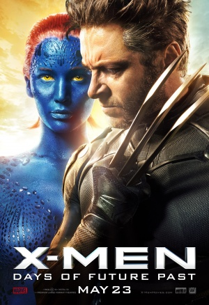 X-Men: Days of Future Past 2057x3000