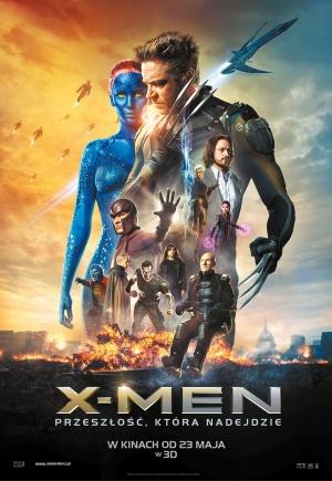 X-Men: Days of Future Past 1103x1600