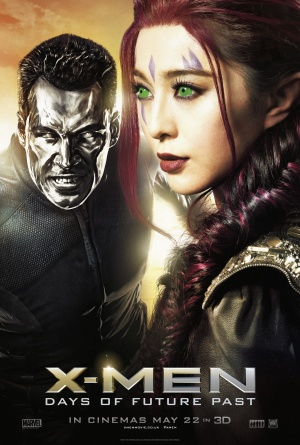 X-Men: Days of Future Past 2657x3937
