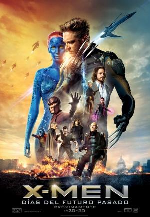 X-Men: Days of Future Past 2657x3830