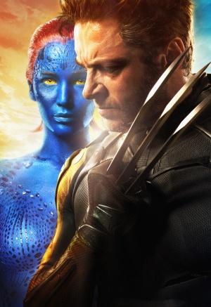 X-Men: Days of Future Past 2410x3508