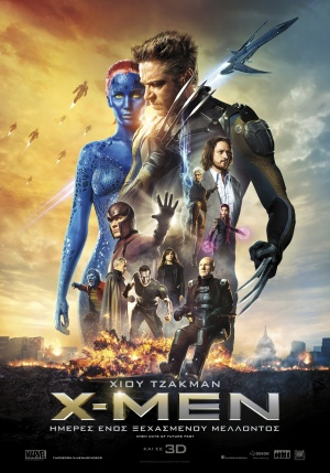 X-Men: Days of Future Past 1860x2658