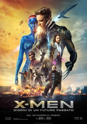 X-Men: Days of Future Past 3500x5000