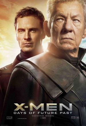 X-Men: Days of Future Past 3430x5000