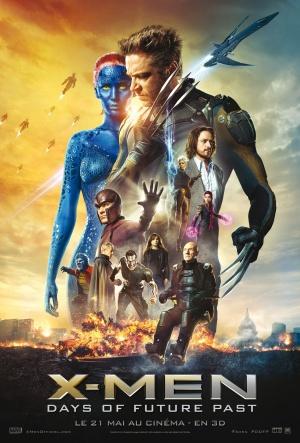 X-Men: Days of Future Past 1772x2617