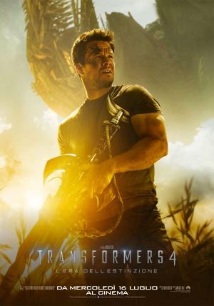 Transformers: La era de la extinción 1400x2000
