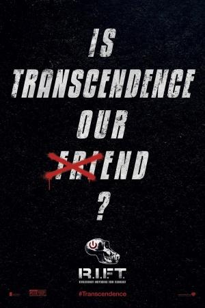 Transcendence 854x1280