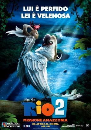 Rio 2 - Dschungelfieber 3500x5000