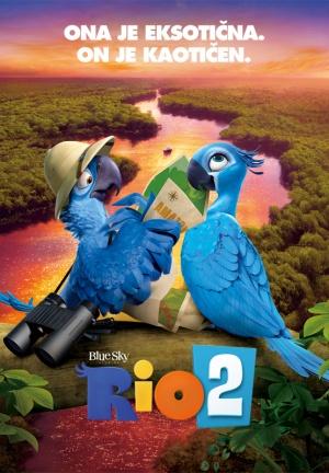 Rio 2 - Dschungelfieber 555x800