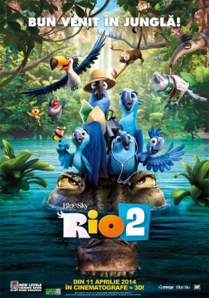Rio 2 - Dschungelfieber 827x1181