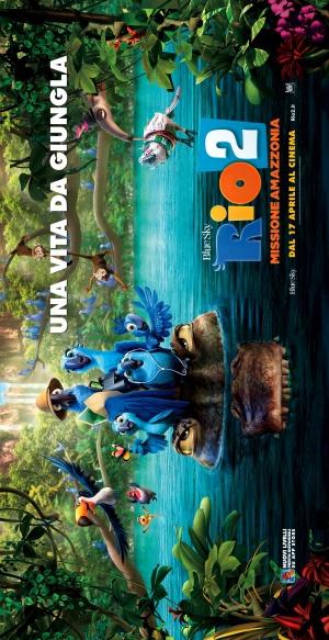 Rio 2 - Dschungelfieber 1259x2446