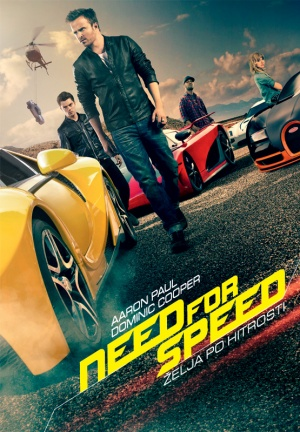 Need for Speed 555x800