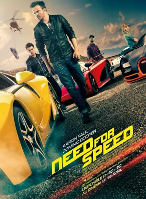 Need for Speed 1024x1391