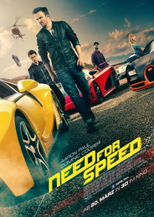 Need for Speed 1800x2545