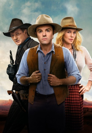 A Million Ways to Die in the West 3474x5000