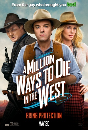 A Million Ways to Die in the West 3375x5000