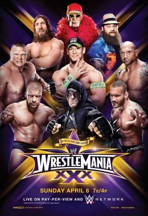 WrestleMania XXX 823x1200