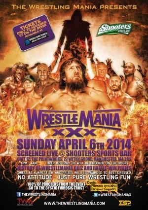 WrestleMania XXX 1748x2480