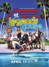 WWE Legends' House poster