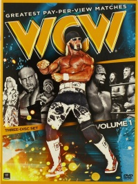 WCW Greatest Pay-Per-View Matches, Volume 1 poster