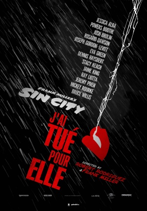 Sin City: A Dame to Kill For 3500x5000